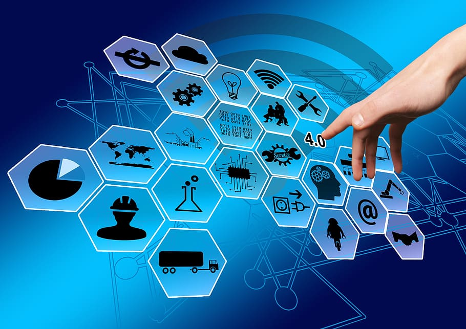 industry-industry-4-network-points